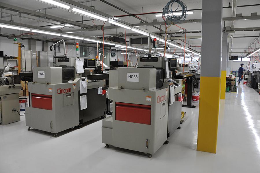 NC工作機械3